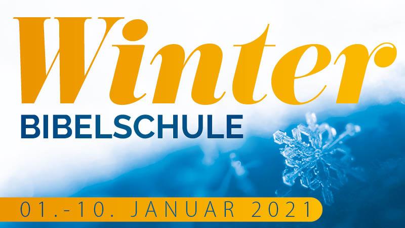 Winterbibelschule 2021