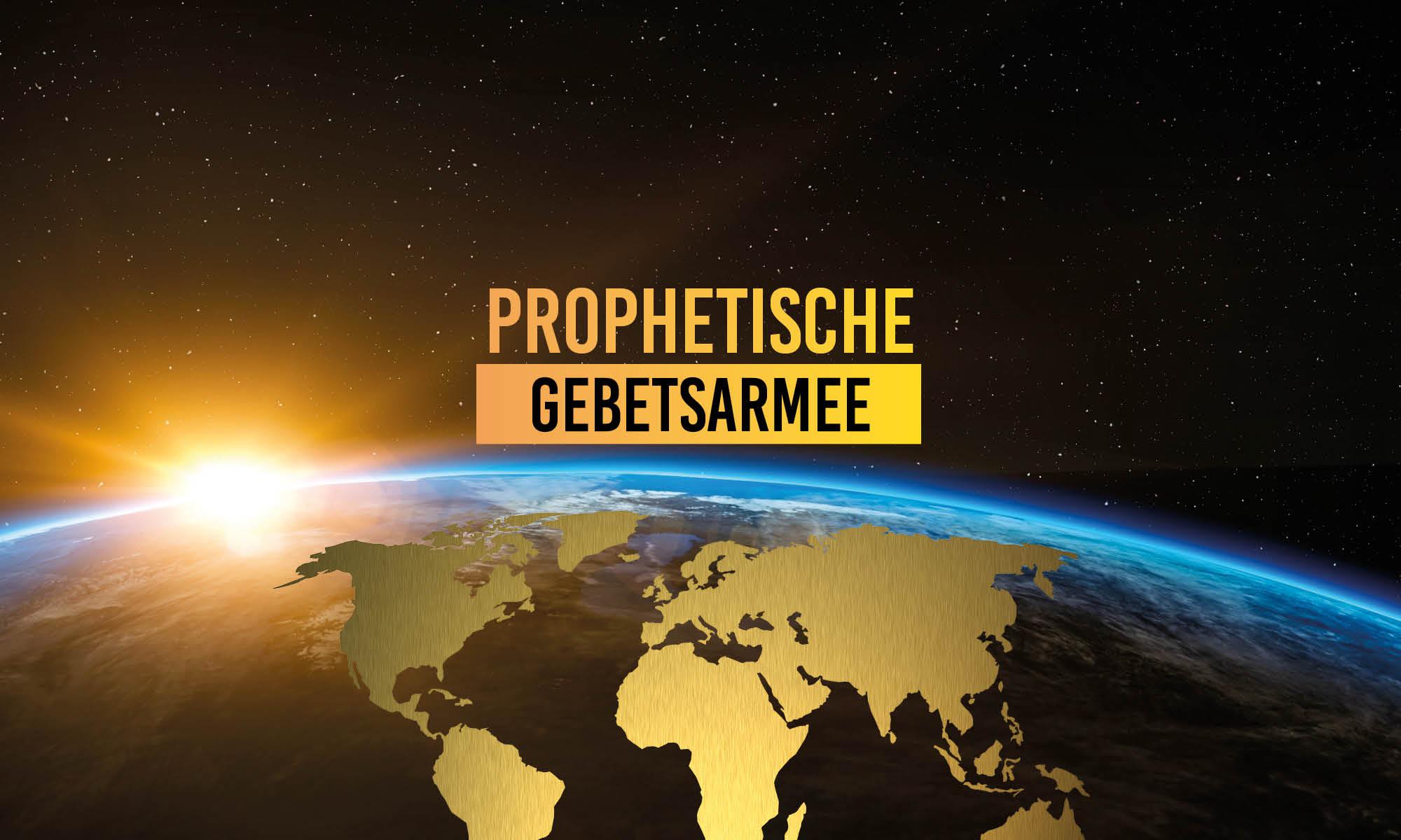 Prophetische Gebetsarmee