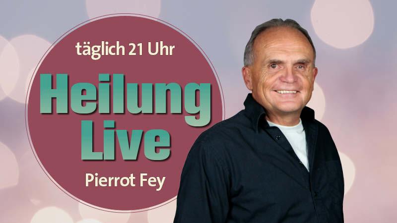 Heilung LIVE mit Pierrot Fey