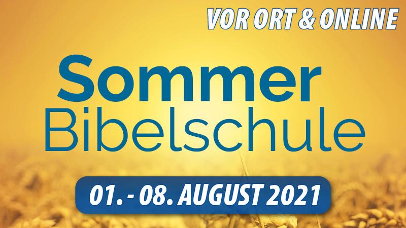 Sommerbibelschule 2021