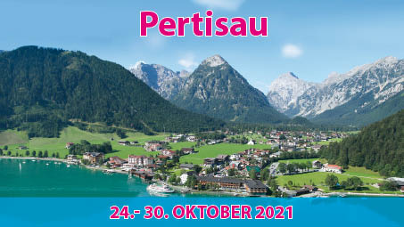 Prophetische Woche in Pertisau 2021  Pierrot Fey