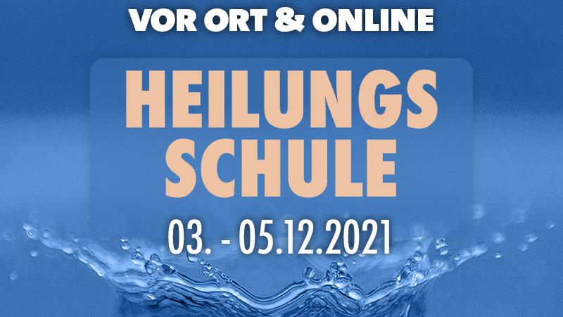 Heilungsschule mit Andreas Herrmann, Daniel Exler & Pierrot Fey